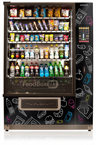 Снековый автомат FOODBOX LONG LIFT TOUCH